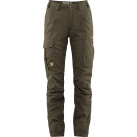 Fjällräven Karla Pro Winter Trousers Women dark olive